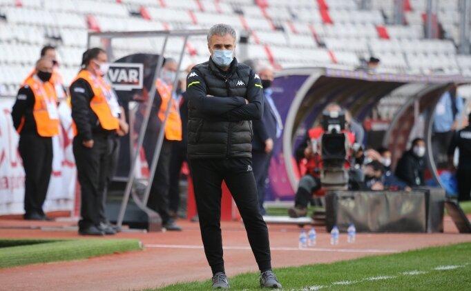 Ersun Yanal: 'Sahte üstünlük verdik, gol yedik'