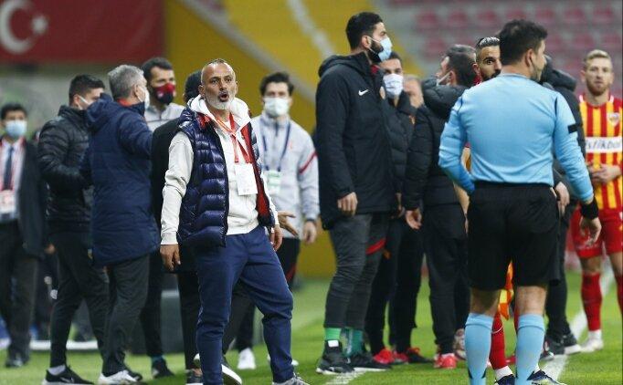 Kayserispor, Uğur Kulaksız ile ilk kez kaybetti