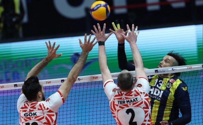 Efeler Ligi'nde play-off final serisi başlıyor