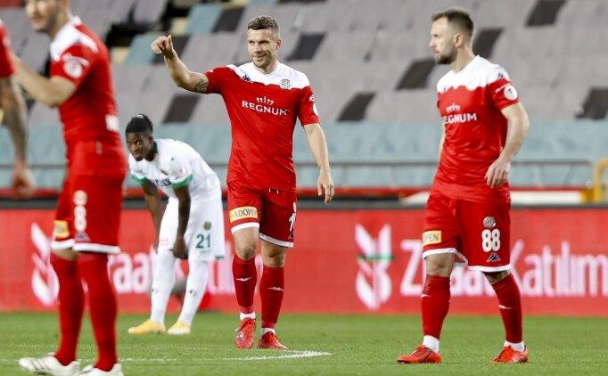 Beşiktaş'ın finaldeki rakibi Antalyaspor oldu!