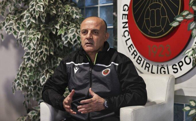Özcan Bizati: 'Fenerbahçe galibiyeti bizim için bir kapı açtı'