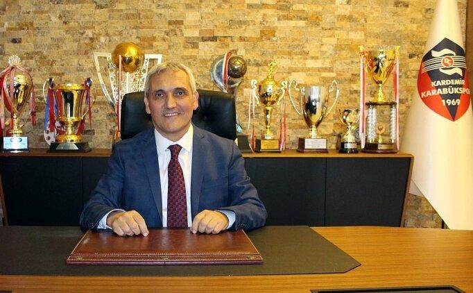 İşçi takımı Karabükspor, gelecek sezon 3. Lig'de mücadele edecek