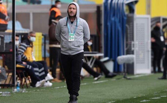 Bursaspor, teknik direktör Fatih Tekke ile yollarını ayırdı