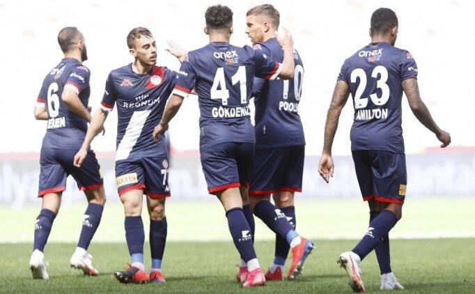 Antalyaspor'dan Sivasspor'a gönderme: 'Yenmemiz Gereken Çok Şey Var!'