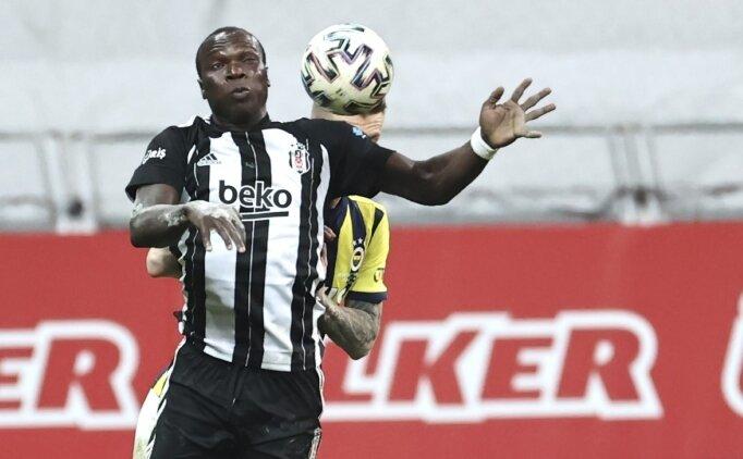 Beşiktaş'ta Aboubakar'ın kadroya alınmama nedeni