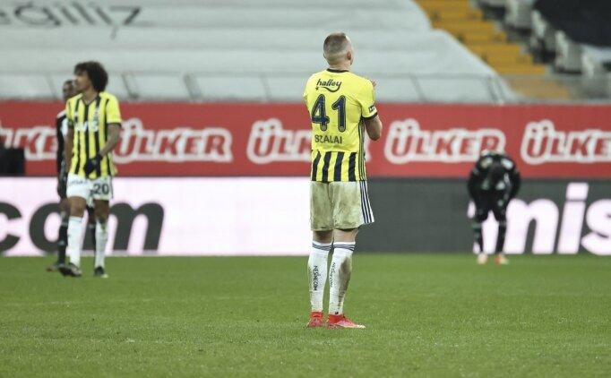 Fenerbahçe'de zor seçim; Attila Szalai