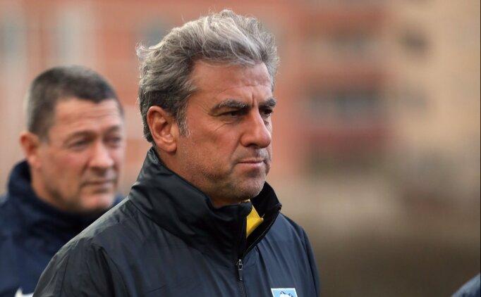 Kayserispor'da Hamza Hamzaoğlu ilk antrenmanına çıktı