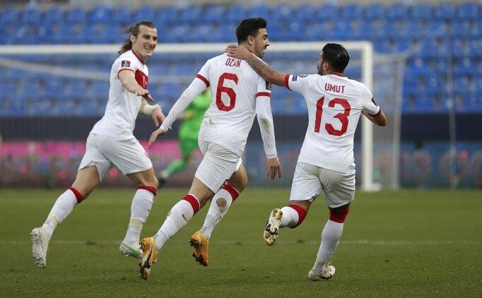 Premier Lig'deki 4 milli futbolcu Karadağ maçında yok!