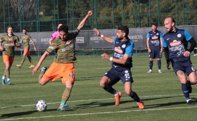 Süper Lig'in 5 ekibi, milli arayı Antalya'da geçirdi