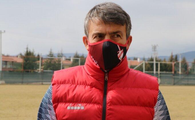 Boluspor'un hocası Erginer: 'Kabul edilemez bir sonuç'