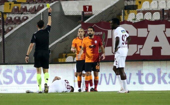 Arda Turan'dan Hatayspor'un kaptanına tepki