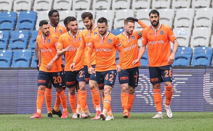 Başakşehir lige tutunuyor: 3-1