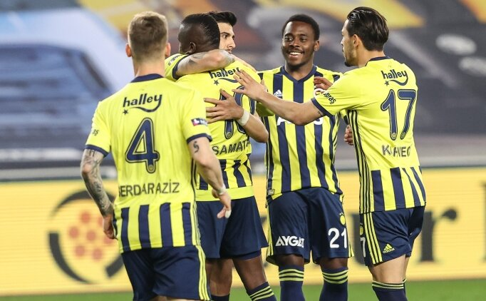 Fenerbahçe'de Samatta, 70 günlük orucunu açtı