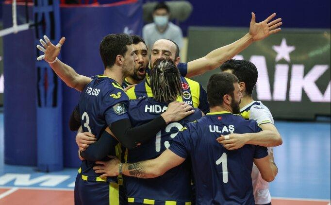 Fenerbahçe HDI Sigorta, seride durumu eşitledi!