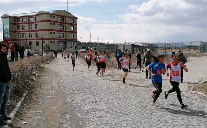 Atletizmi Geliştirme Projesi 2. Kademe Yarışları Erzurum'da düzenlendi