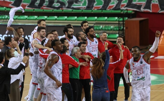 FIBA Şampiyonlar Ligi 8'li final maçları Rusya'da başlayacak