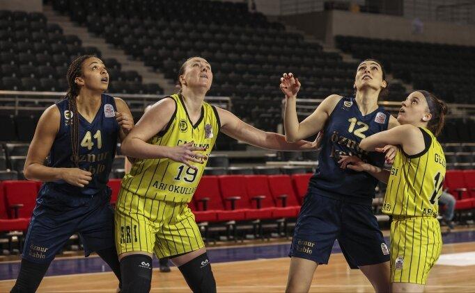 Fenerbahçe Öznur Kablo finale yükseldi!
