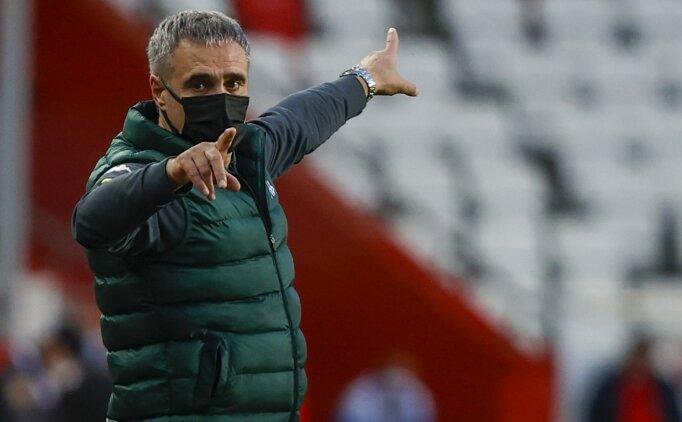 Ersun Yanal: 'Hafta içi, hafta sonu maçlar zorluyor'