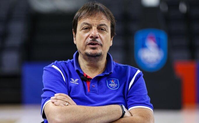 Ergin Ataman: 'Fenerbahçe Beko'yu istemem'
