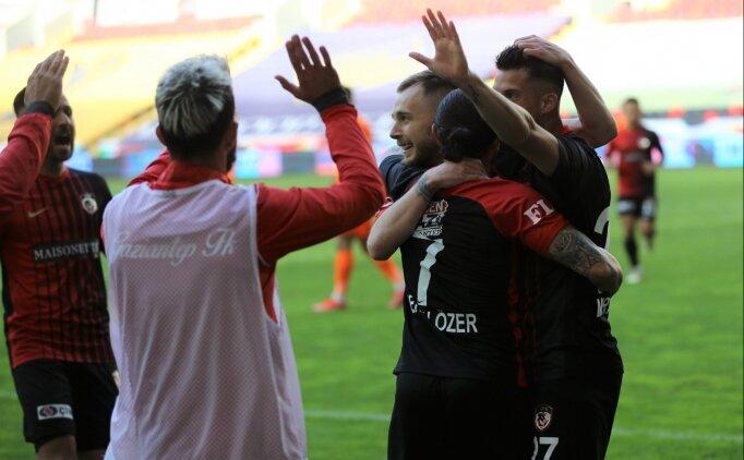 Gaziantep yardımcı antrenörü Mota: 'Hocamıza hediyemiz olsun'