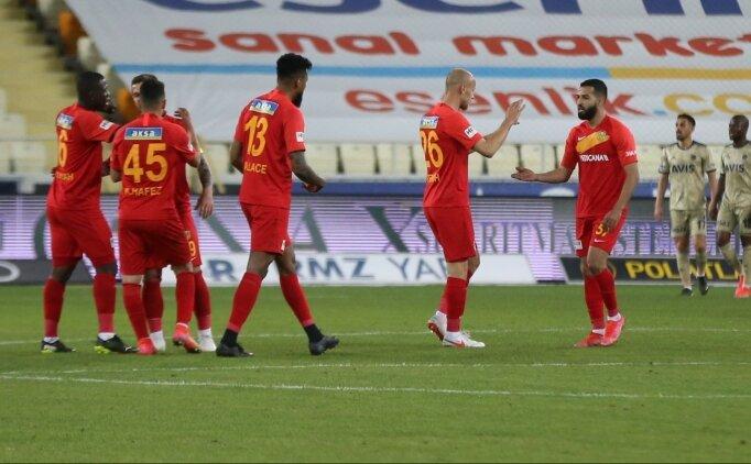 Yeni Malatyaspor'da 2 futbolcunun Kovid-19 testi pozitif