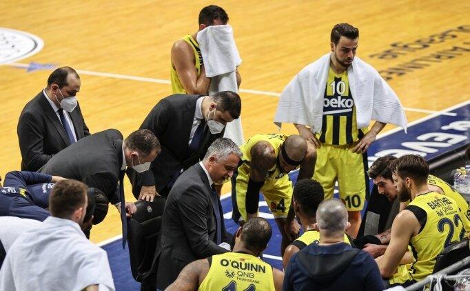 Fenerbahçe'de vaka sayısı 5'e yükseldi