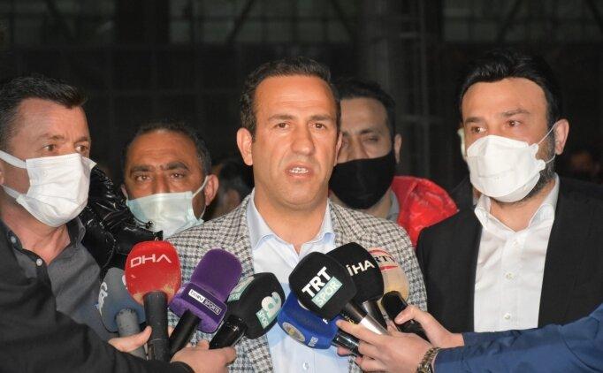 Adil Gevrek: 'Fenerbahçe'den 1 puan almak çok önemli'
