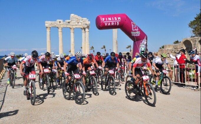 Manavgat Bisiklet Günleri Antik Side Kupası başladı