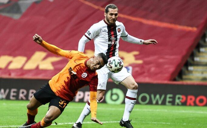 ÖZET İZLE: Galatasaray 1-1 Fatih Karagümrük maçı özeti ve golleri