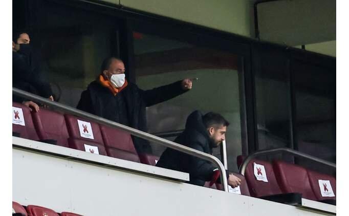 Galatasaray, Mart ve Nisan'da kayboldu