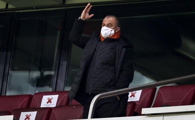 Galatasaray'da Fatih Terim bilmecesi!