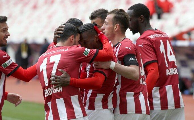 Sivasspor, Konyaspor'a da şans tanımadı: 3-1