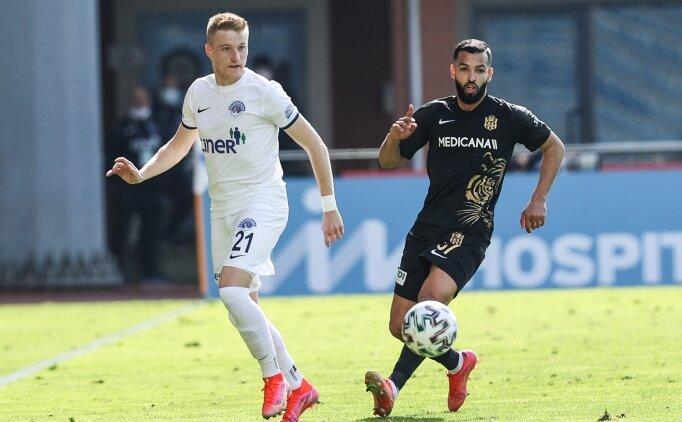 Kasımpaşa ile Yeni Malatyaspor golsüz bitirdi!