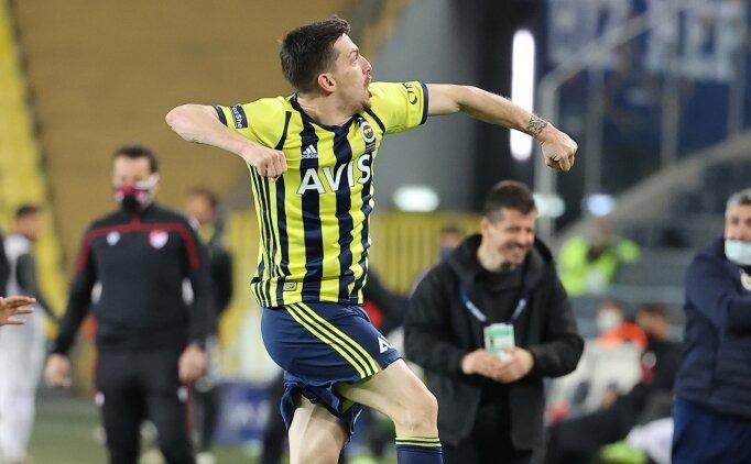 Fenerbahçe'de gizli golcü Mert Hakan Yandaş