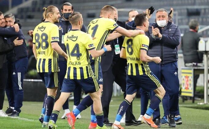 ÖZET İZLE: Fenerbahçe 3-1 Gaziantep FK maçı özeti ve golleri izle
