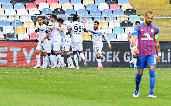 Adana Demirspor, 'Altın'ı eritti!