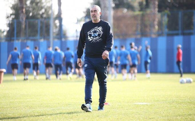 Samet Aybaba ile çıkışa geçen Adana Demirspor'da hedef Süper Lig