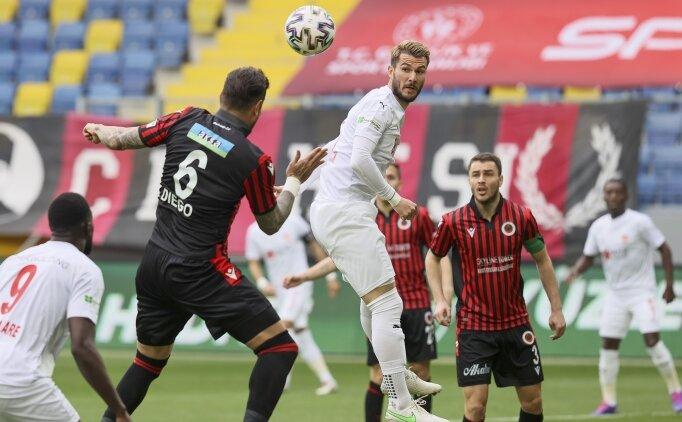 Sivasspor 15 dakikada döndü, rekor geldi!