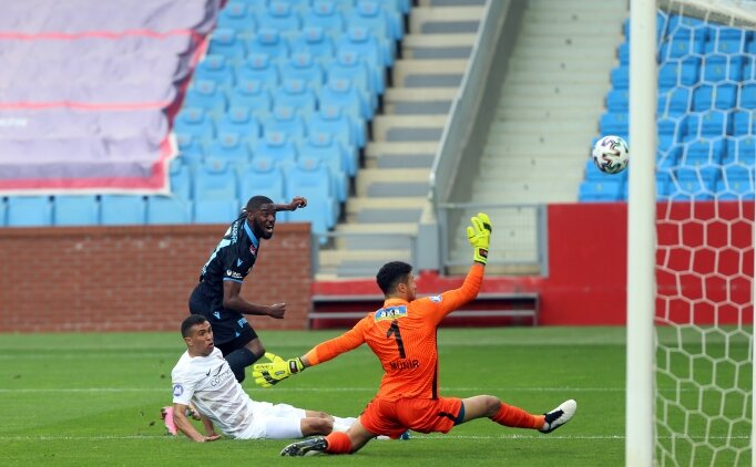 ÖZET İZLE: Trabzonspor 1-1 Hatayspor maçı özeti ve golleri izle