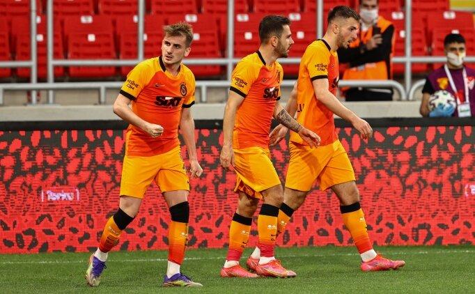 Galatasaray, İzmir'de Kerem'le hayat buldu!