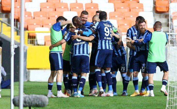 TFF 1. Lig alev alev: Adana Demir, Giresun'u yendi!