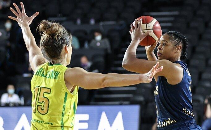 Fenerbahçe Öznur Kablo Kadınlar EuroLeague'de üçüncü oldu