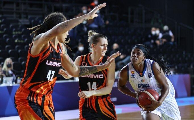 İstanbul'da EuroLeague şampiyonu Ekaterinburg