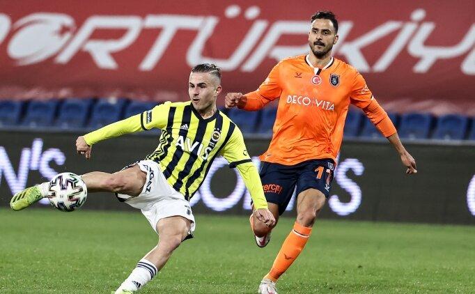 Fenerbahçe ile Başakşehir, 27. randevuda