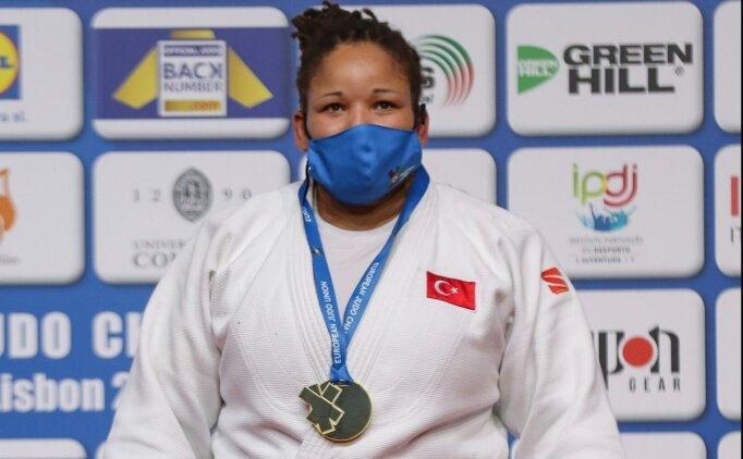Türkiye'ye Avrupa Judo Şampiyonası'nda 2 altın madalya