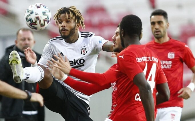 Sivasspor - Beşiktaş, ilk yarı için ne dediler?