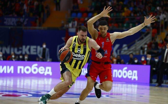 Fenerbahçe'nin mücadelesi galibiyete yetmedi!