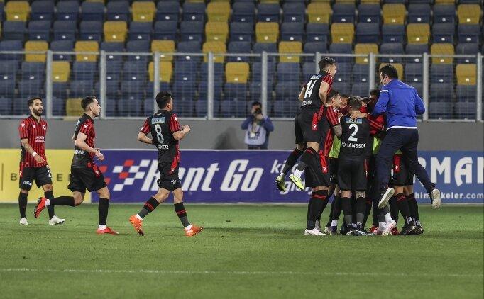 Gençlerbirliği'nde Galatasaray öncesi eksik yok