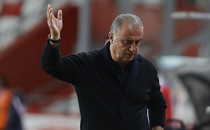 Galatasaray hücumda yokları oynuyor