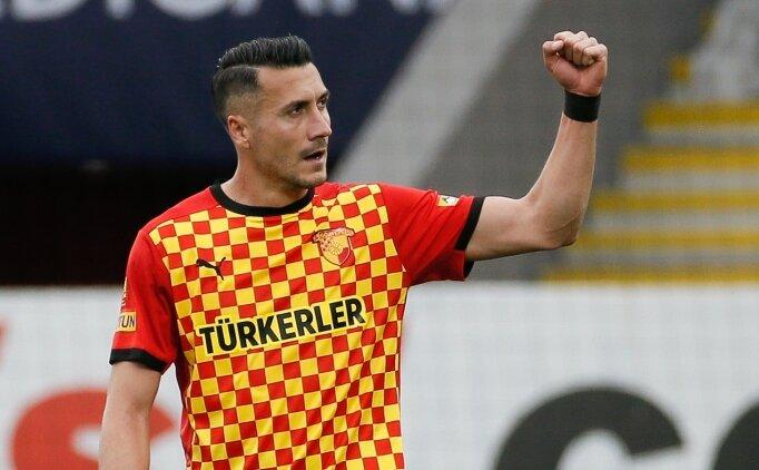 Adis Jahovic: 'Gollerim ve mücadelem devam edecek'